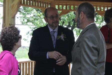 David stahl wedding